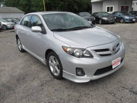 2011 Toyota Corolla for sale at St. Mary Auto Sales in Hilliard OH