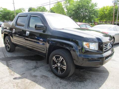 2007 Honda Ridgeline for sale at St. Mary Auto Sales in Hilliard OH