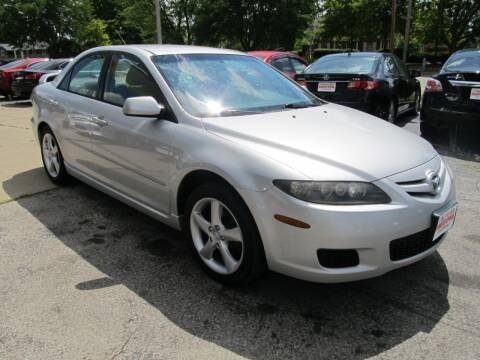 2008 Mazda MAZDA6 for sale at St. Mary Auto Sales in Hilliard OH