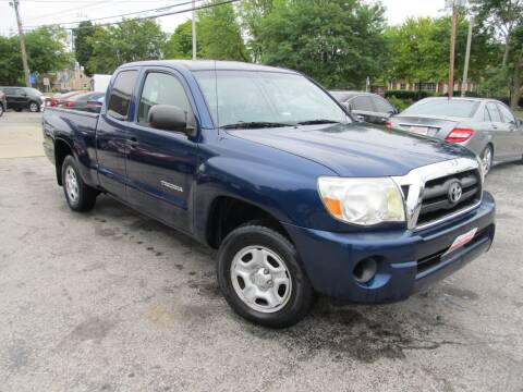 2007 Toyota Tacoma for sale at St. Mary Auto Sales in Hilliard OH
