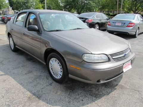 2000 Chevrolet Malibu for sale at St. Mary Auto Sales in Hilliard OH