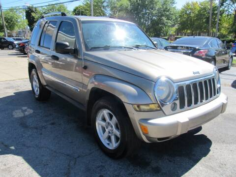 2005 Jeep Liberty for sale at St. Mary Auto Sales in Hilliard OH