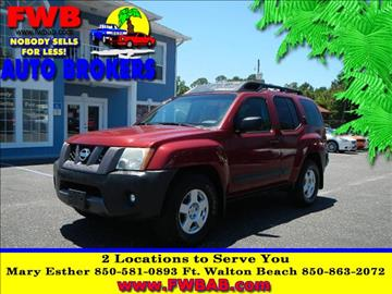 2006 Nissan Xterra for sale in Mary Esther, FL