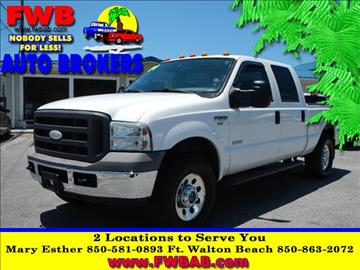2005 Ford F-250 Super Duty for sale in Mary Esther, FL
