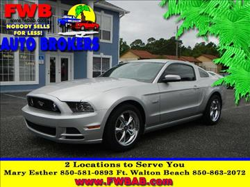 2014 Ford Mustang for sale in Mary Esther, FL