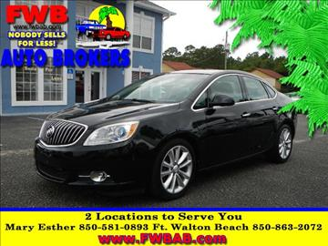 2012 Buick Verano for sale in Mary Esther, FL