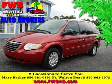 2006 Chrysler Town and Country for sale in Mary Esther, FL