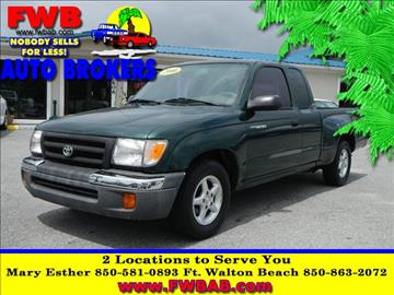 2000 Toyota Tacoma for sale in Mary Esther, FL