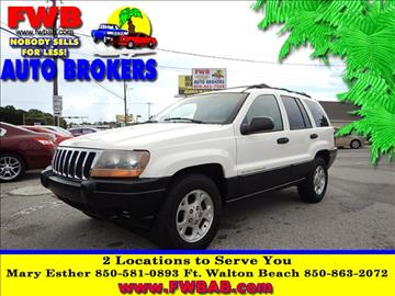 2000 Jeep Grand Cherokee for sale in Mary Esther, FL