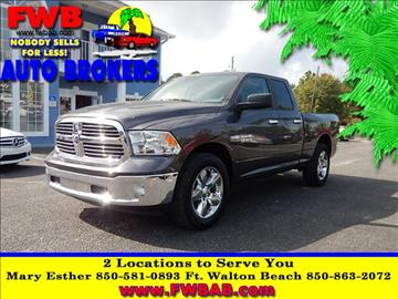 2016 RAM Ram Pickup 1500 for sale in Mary Esther, FL