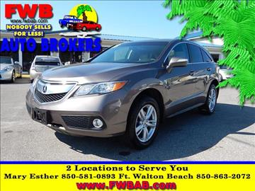 2013 Acura RDX for sale in Mary Esther, FL