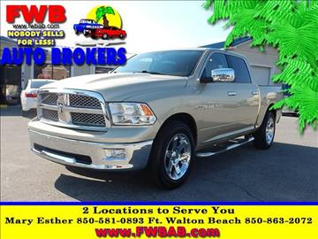 2011 RAM Ram Pickup 1500 for sale in Mary Esther, FL