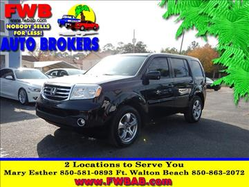 2014 Honda Pilot for sale in Mary Esther, FL