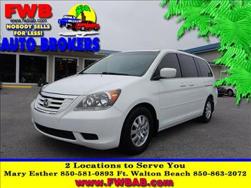 2009 Honda Odyssey for sale in Mary Esther, FL