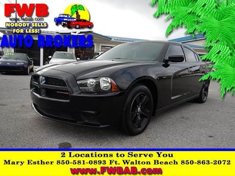 2013 Dodge Charger for sale in Mary Esther, FL