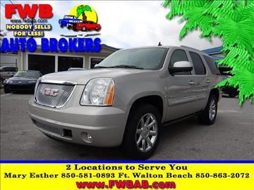 2008 GMC Yukon for sale in Mary Esther, FL