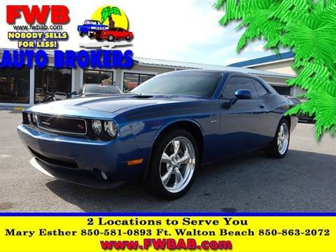 2010 Dodge Challenger for sale in Mary Esther, FL