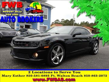 2010 Chevrolet Camaro for sale in Mary Esther, FL