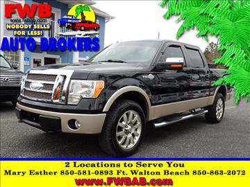 2009 Ford F-150 for sale in Mary Esther, FL
