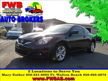2013 Nissan Altima for sale in Mary Esther, FL