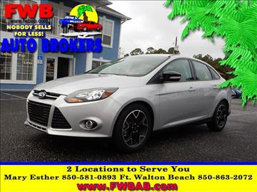 2014 Ford Focus for sale in Mary Esther, FL