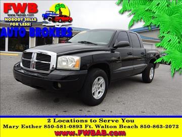 2005 Dodge Dakota for sale in Mary Esther, FL