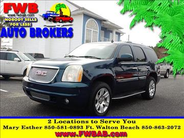 2007 GMC Yukon for sale in Mary Esther, FL