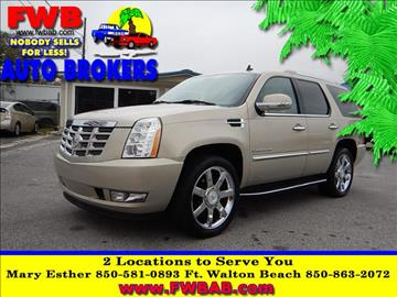 2008 Cadillac Escalade for sale in Mary Esther, FL