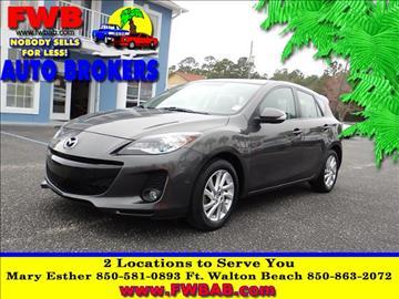 2013 Mazda MAZDA3 for sale in Mary Esther, FL