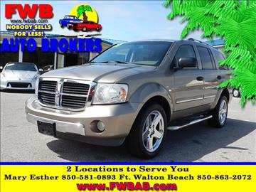 2007 Dodge Durango for sale in Mary Esther, FL