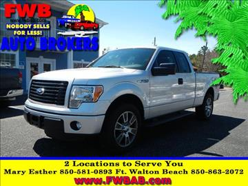 2014 Ford F-150 for sale in Mary Esther, FL