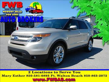 2011 Ford Explorer for sale in Mary Esther, FL
