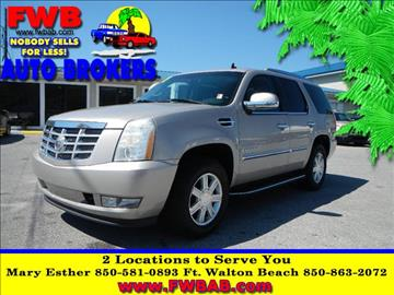 2007 Cadillac Escalade for sale in Mary Esther, FL