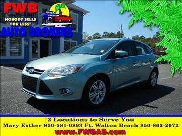 2012 Ford Focus for sale in Mary Esther, FL