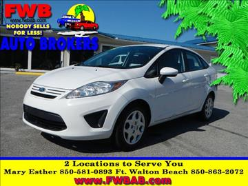 2013 Ford Fiesta for sale in Mary Esther, FL