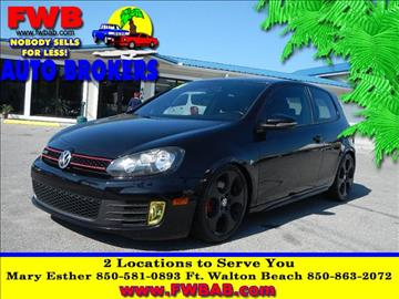 2011 Volkswagen GTI for sale in Mary Esther, FL