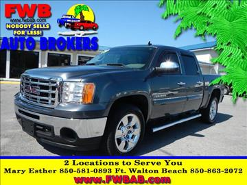 2009 GMC Sierra 1500 for sale in Mary Esther, FL