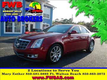 2008 Cadillac CTS for sale in Mary Esther, FL