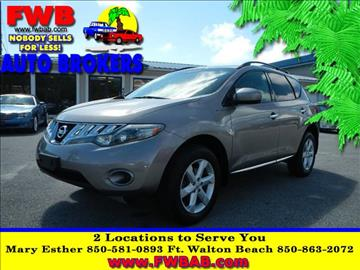 2009 Nissan Murano for sale in Mary Esther, FL