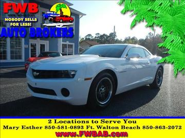 2011 Chevrolet Camaro for sale in Mary Esther, FL