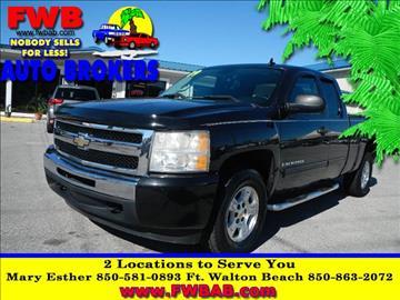 2009 Chevrolet Silverado 1500 for sale in Mary Esther, FL