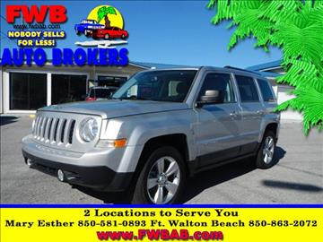 2014 Jeep Patriot for sale in Mary Esther, FL