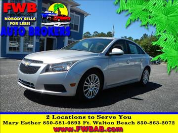 2011 Chevrolet Cruze for sale in Mary Esther, FL