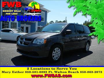 2015 Dodge Grand Caravan for sale in Mary Esther, FL