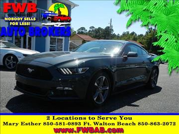 2015 Ford Mustang for sale in Mary Esther, FL