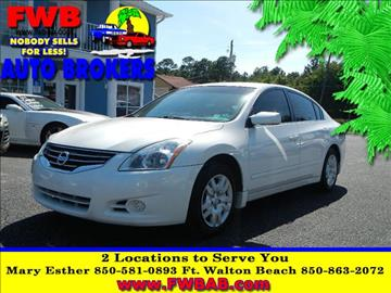 2010 Nissan Altima for sale in Mary Esther, FL