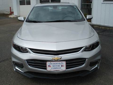 2018 Chevrolet Malibu Limited for sale in Loudonville, OH