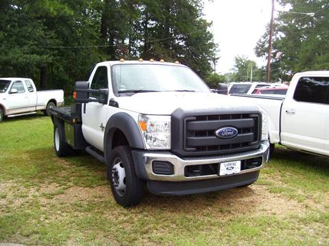 2015 Ford F-550 for sale in Tylertown, MS