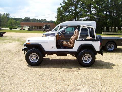 1993 Jeep Wrangler for sale in Tylertown, MS