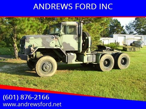 1984 AM General M931 for sale in Tylertown, MS